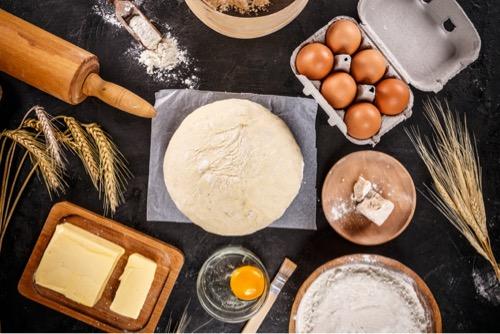 Baking: Haiku
